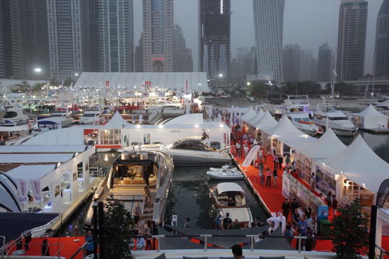 Dubai International Boat Show - DIBS