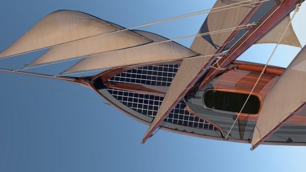 Solarni jedrenjak za čistiji Jadran