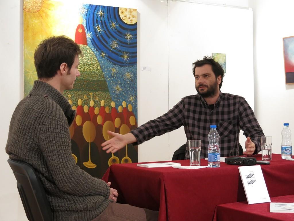 Sa književne veceri Brana Mandica u Tivtu