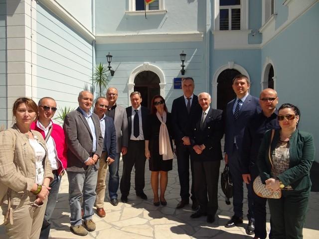 Delegacija u Kotoru