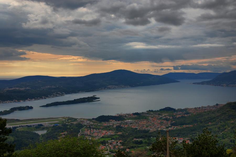 Tivat - panorama foto Z.Nikolić