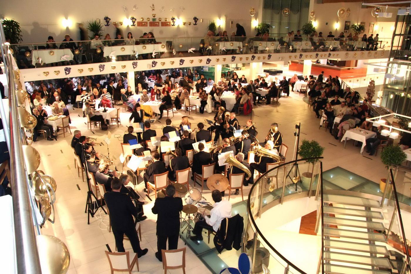 Proslava 100 god.Gradske muzike 29 12 2006