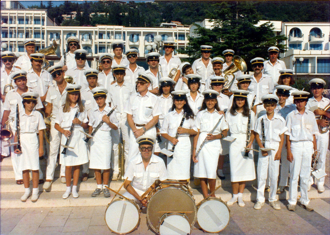 Gradaska muzika Budva 1985 4. VII
