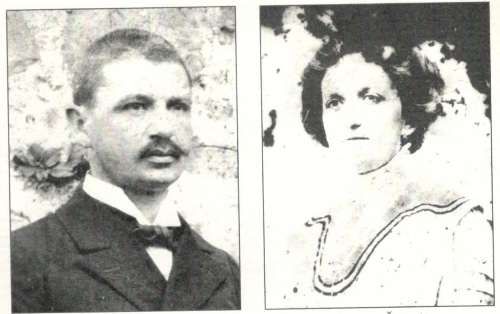 Anton i Ana Žeželjić