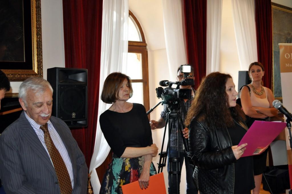 Perast - Izložba o porodici Širović