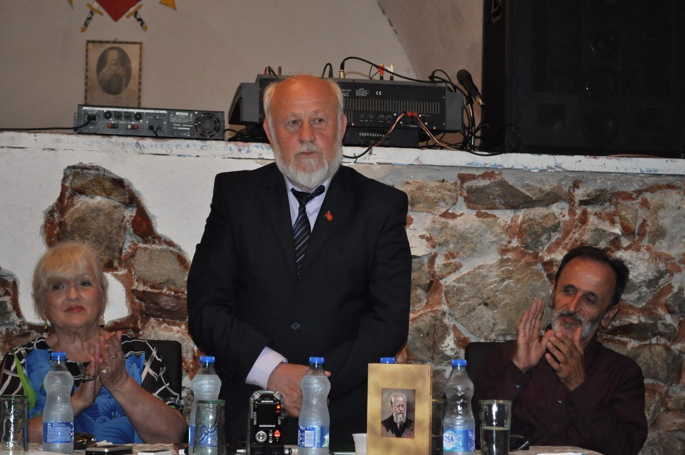"""Predstavljena """"Panjega"""" Dragana Mitova Đurovića"""