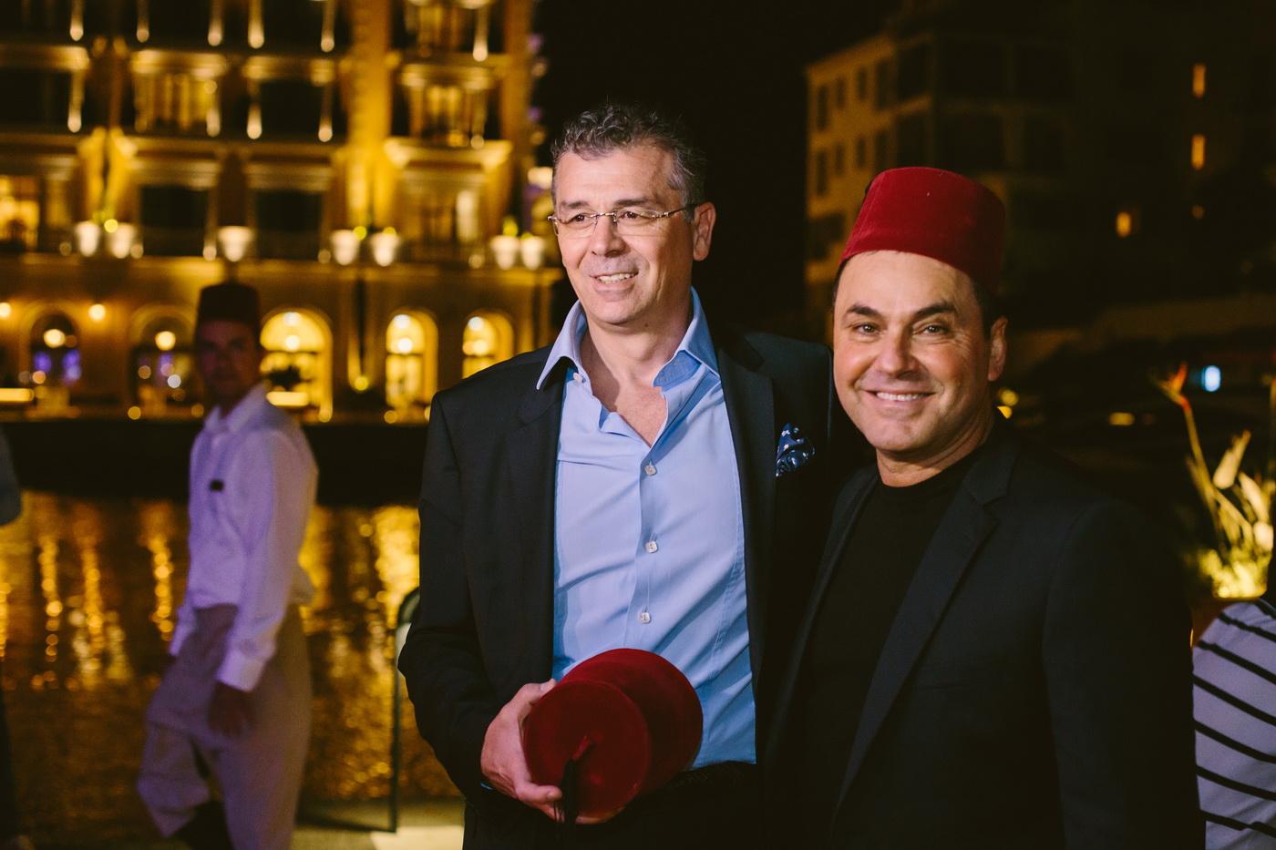 Ministar turizma i australijski investitor Romy Hawatt