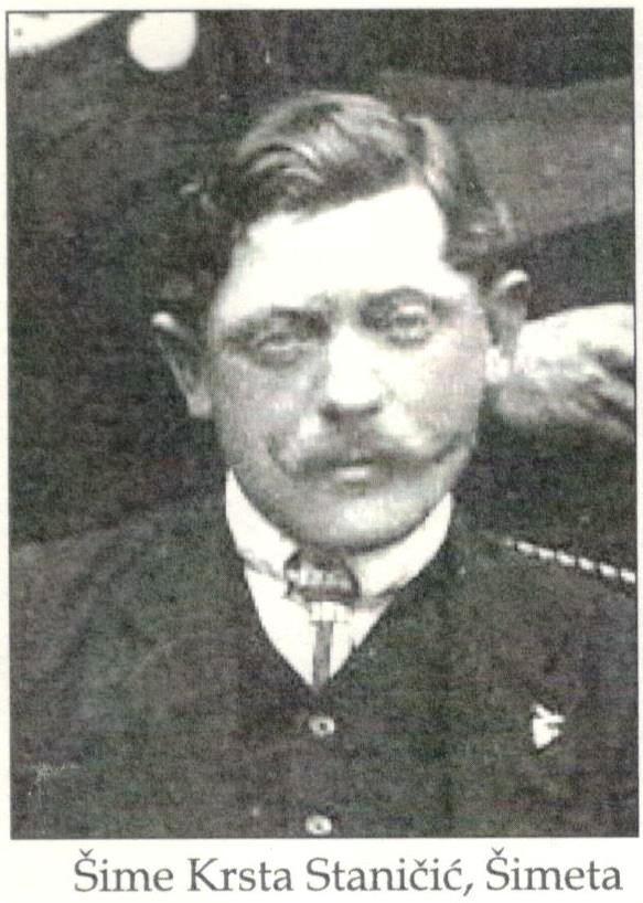 Šime K. Staničić Šimeta