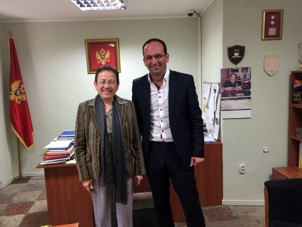 Ambasadorka Njemačke u posjeti TO Kotor