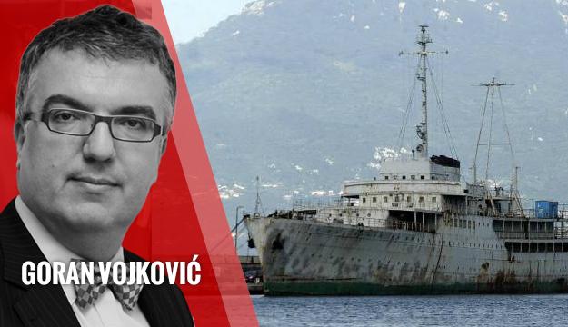 Vojković - Galeb