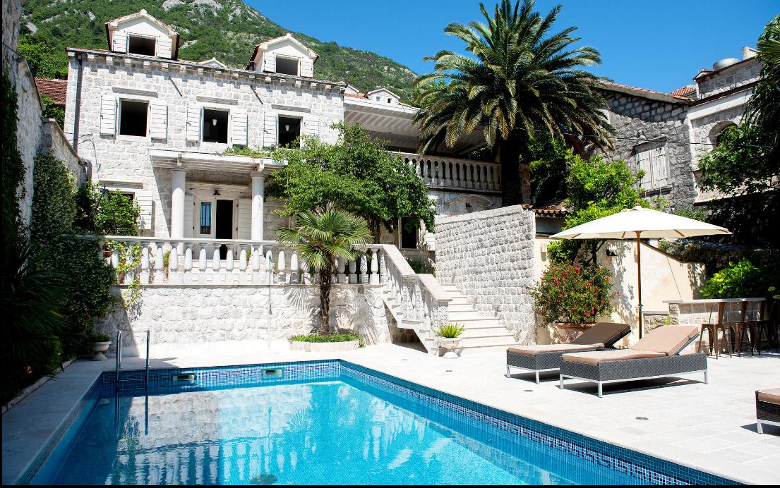 Poboljšan ambijent nekretnine - Crna Gora