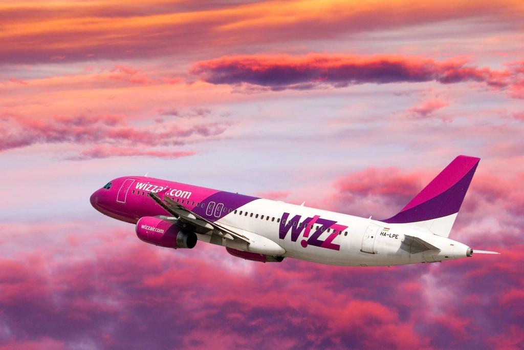 wizz plane