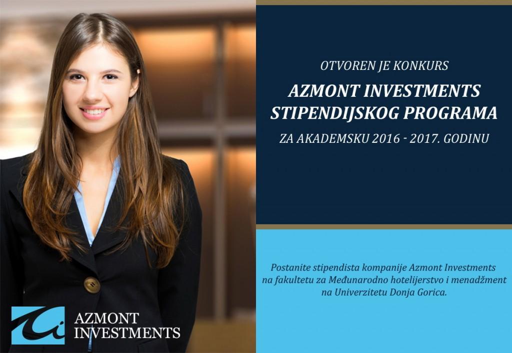 Azmont Stipendijski program