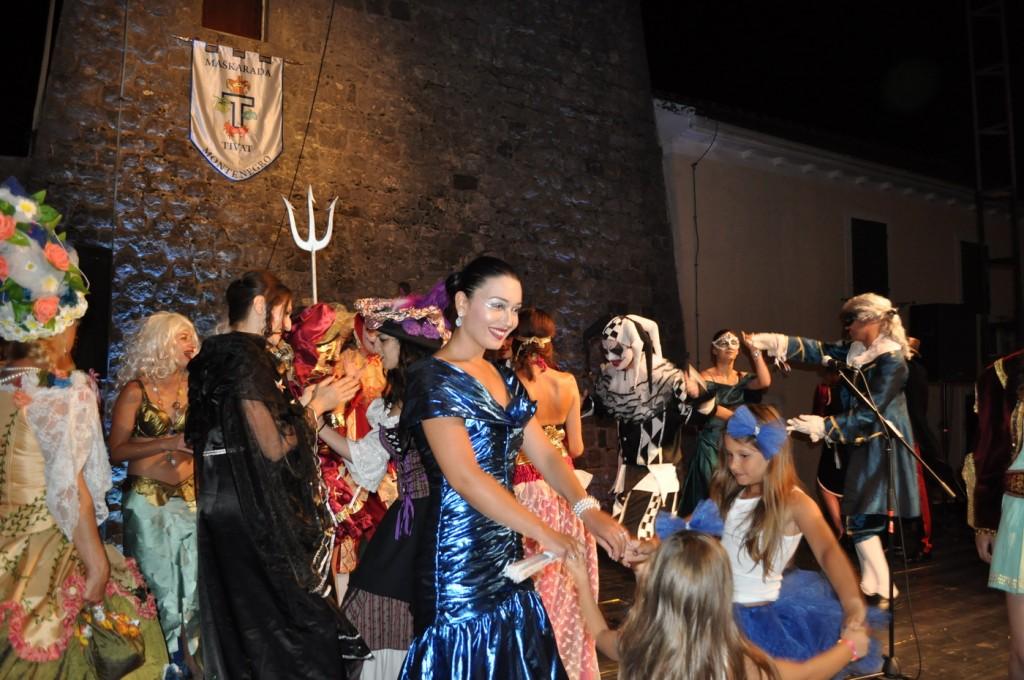 Izložba i revija karnevalskih kostima