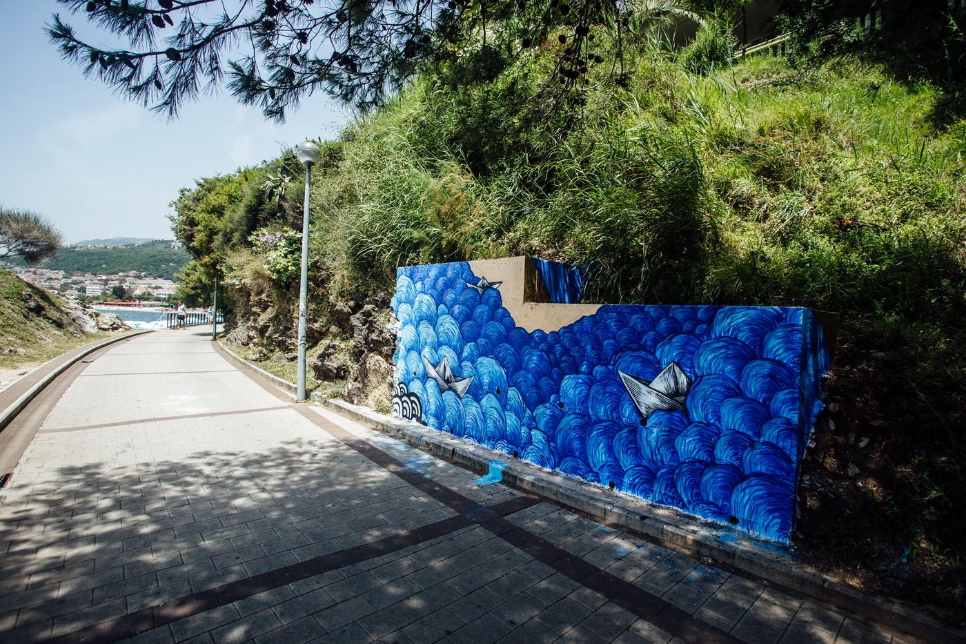 Street art festivala