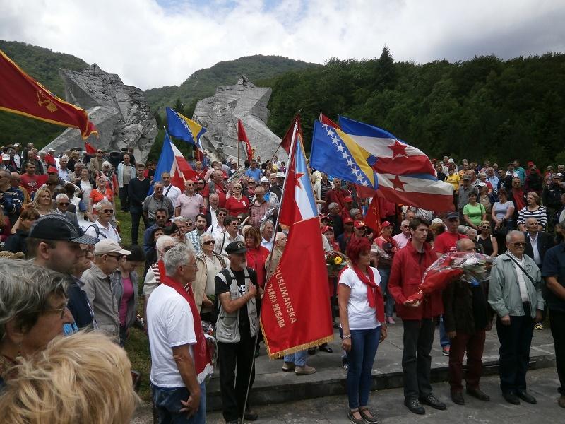 U DOLINI HEROJA NA TJENTIŠTU: Obilježena 74. godišnjica 'Bitke na Sutjesci'