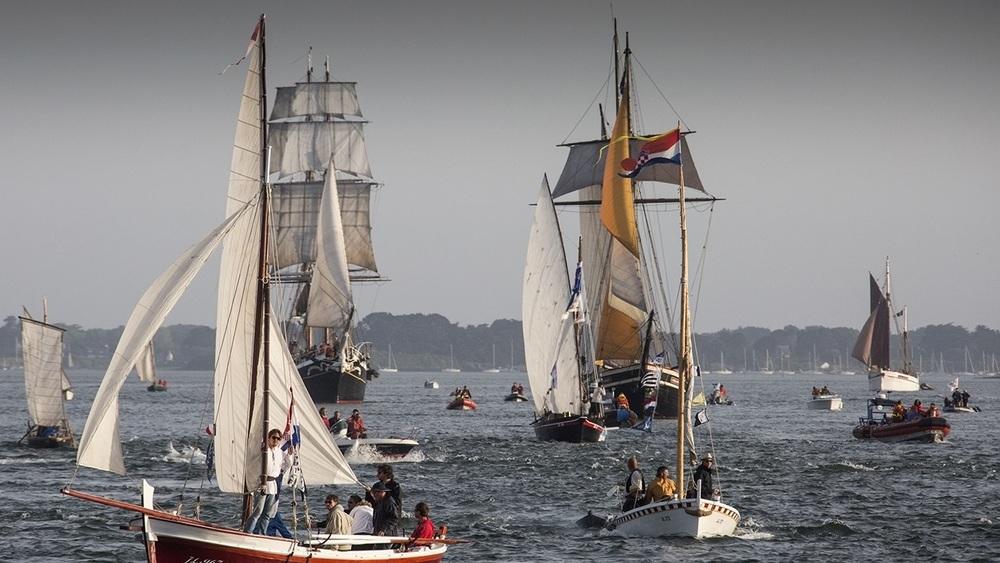 """Izložba """"Hrvatska tradicijska flota u zaljevu Morbihan"""""""