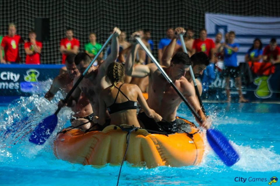 City Games  Podgorica