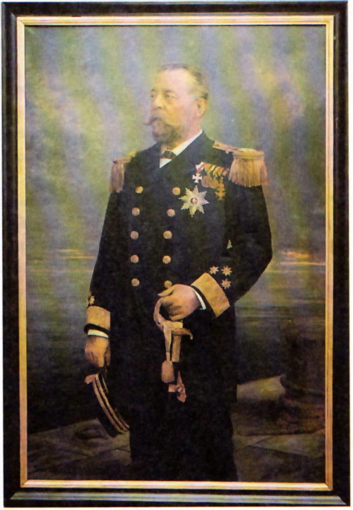 Admiral Maksimilijan Daublebski fon Sternek