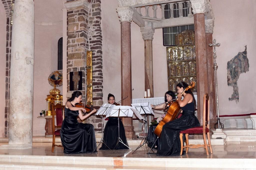"Koncert gudačkog kvarteta ,,Vollmond"""