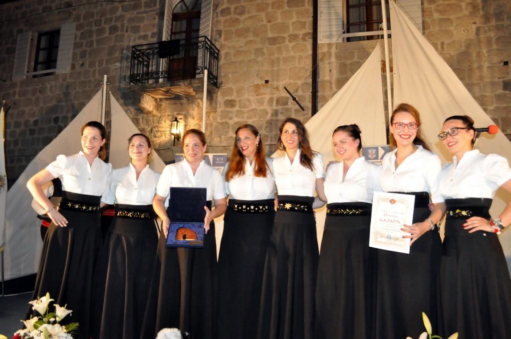 Međunarodni festival klapa Perast 2016.