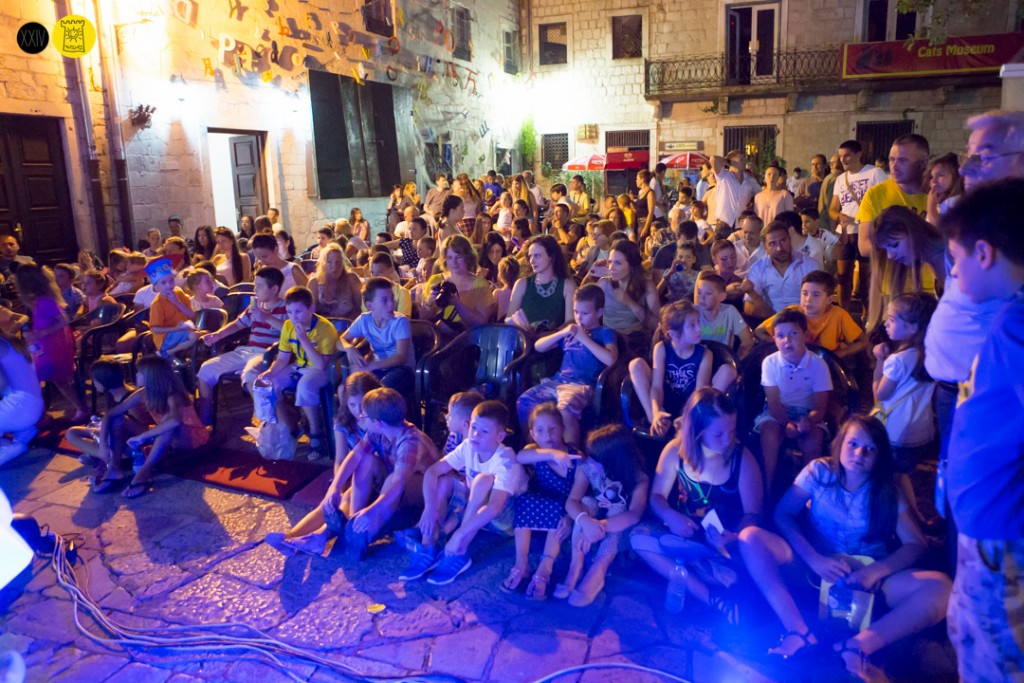 Kotorski festival za djecu