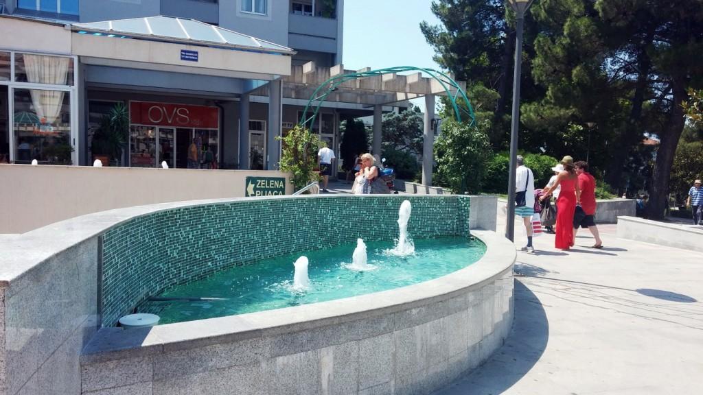 Obnovljena fontana