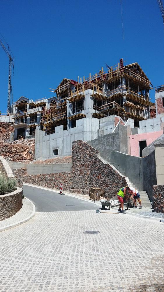 Sa gradilišta novih objekata