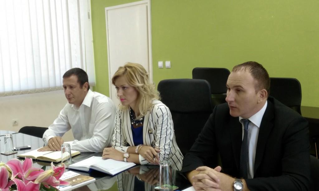 Potpredsjednica Vlade Azra Jasavić u radnoj posjeti Herceg Novom