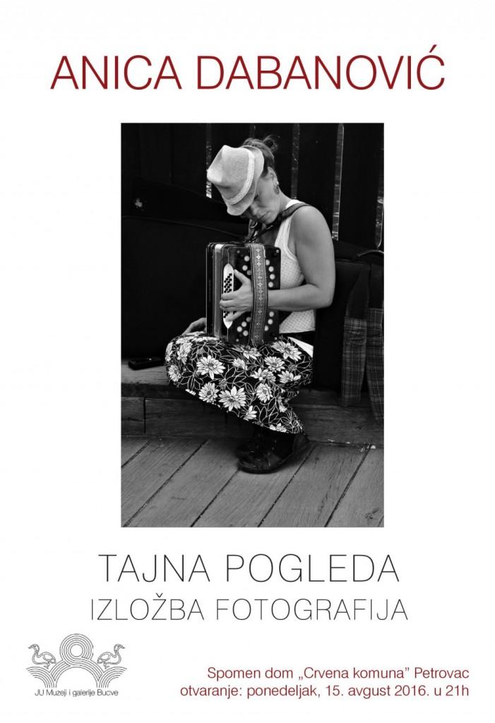 Izložba fotografija Anice Dabanović