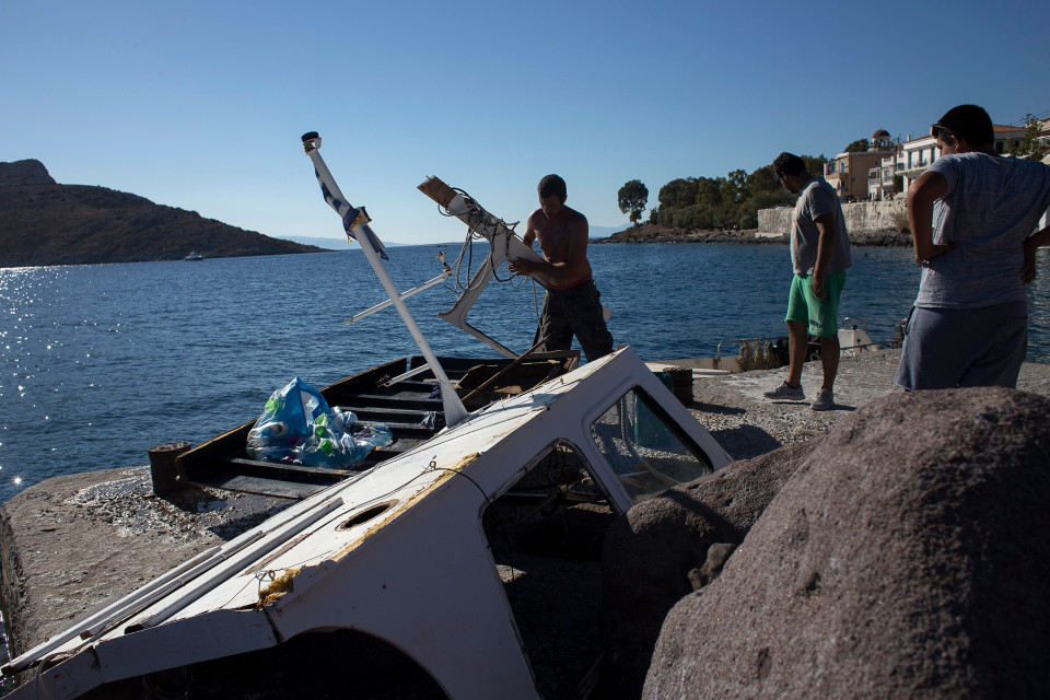 Nesreća u Grčkoj