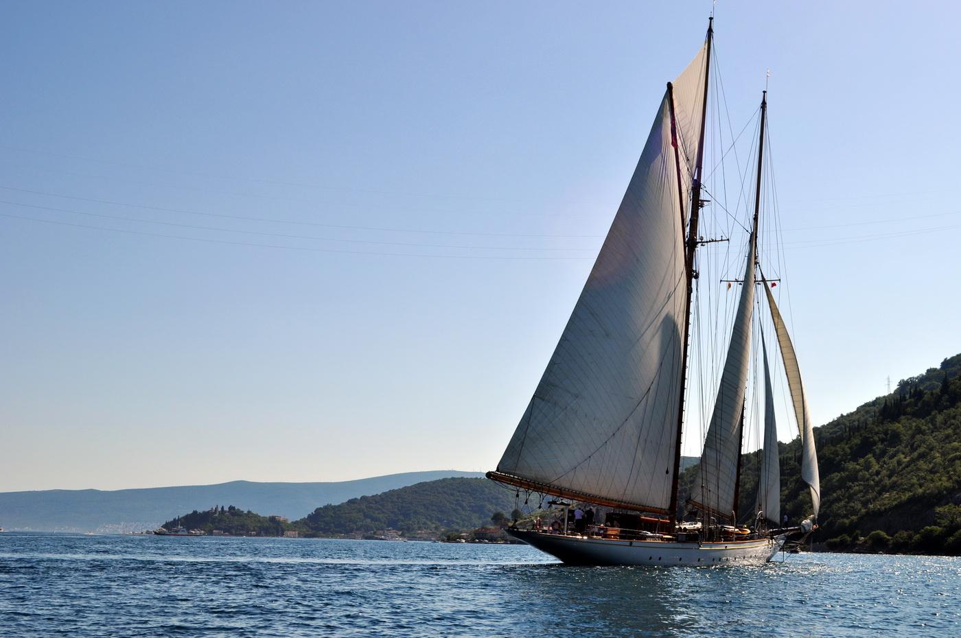 Jedrenjak - foto Boka News