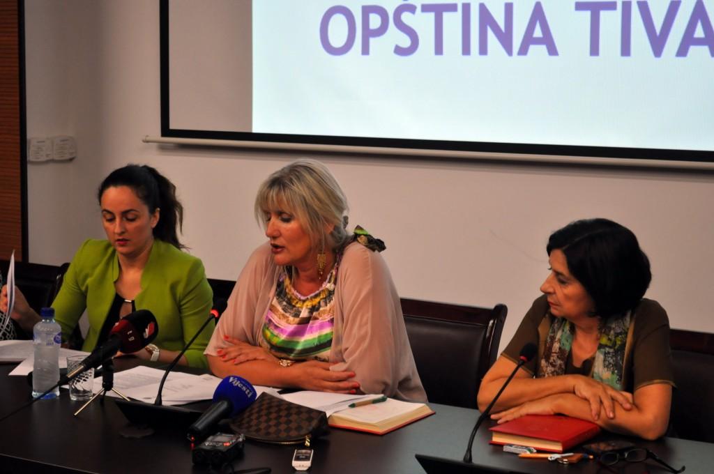 Snežana Matijević - press
