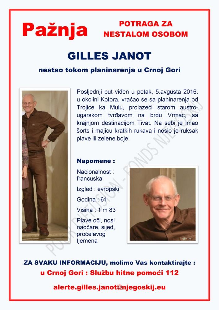GILLES JANOT