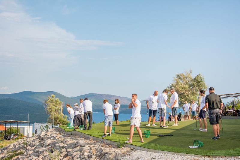 Golf takmicenje Lustica Bay