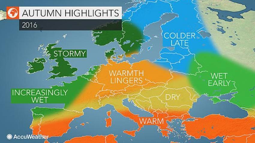 AccuWeather - prognoza