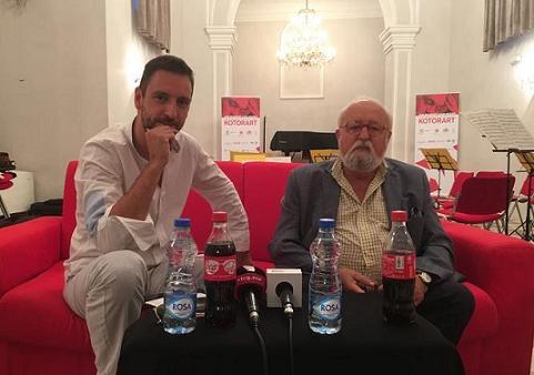 Penderecki i Martinović