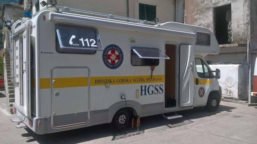 HGSS u potrazi za nestalim Francuzom