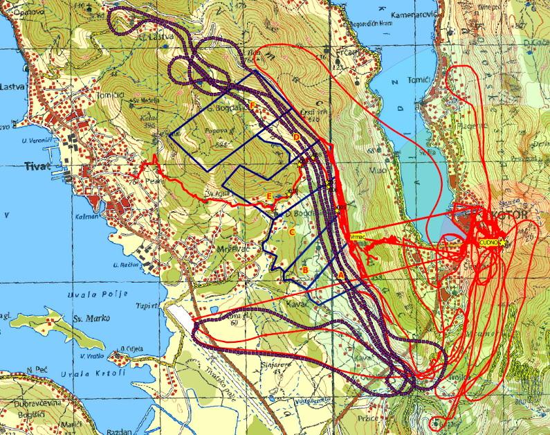 HGSS - akcija Crna Gora