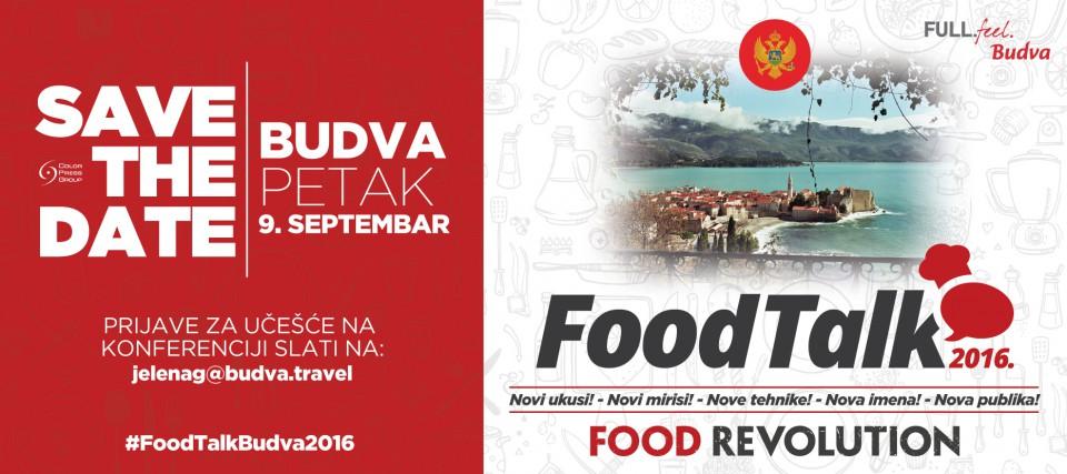 """- Regionalna konferencija """"Food talk"""""""