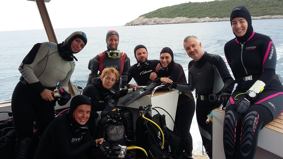 Mapiranje morskih vrsta i staništa u crnogorskom podmorju