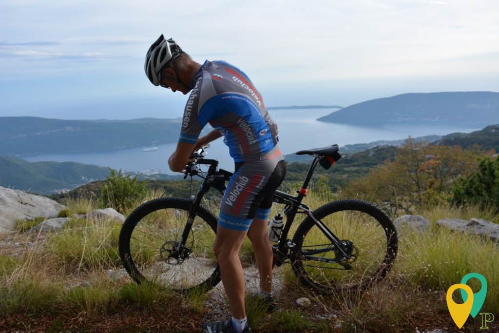 Biciklom oko Orjena -foto pustolovi.com