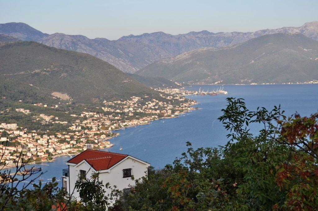 Boka Kotorska - panorama - foto Boka News