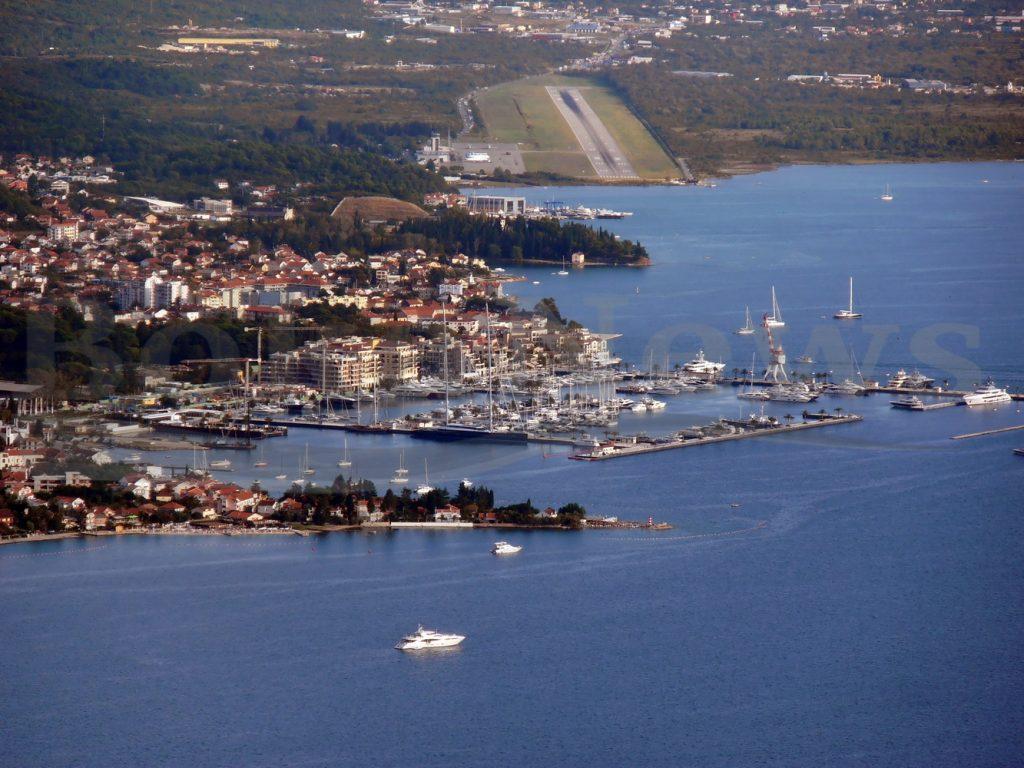 Tivat panorama - foto Željko Starčević