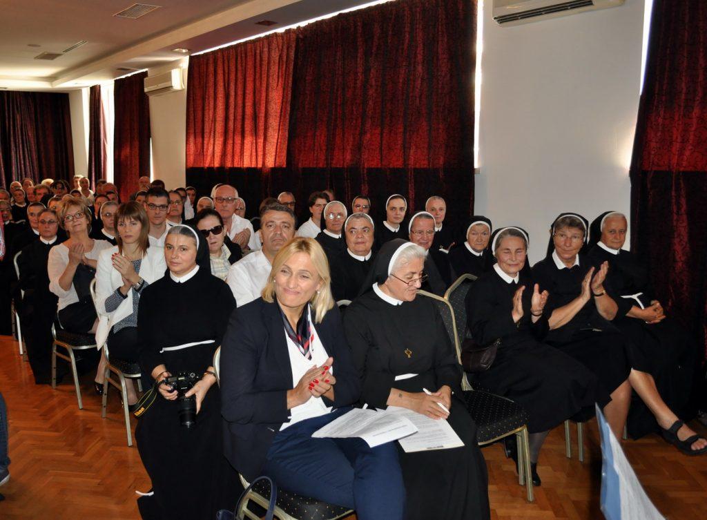 Jubilej Franjevki, reda Bezgrešnog začeća u Petrovcu