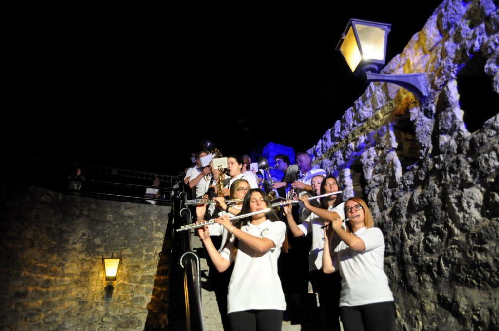 Gradska muzika Herceg Novi - foto Boka News