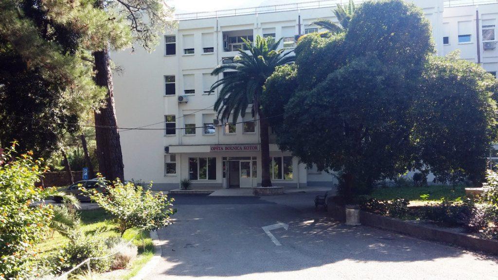 Opšta bolnica Kotor
