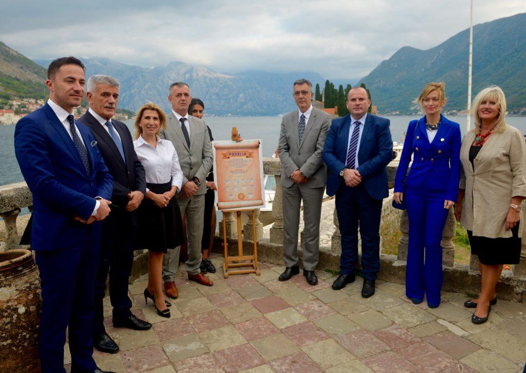 Predstavnici žirija Evropske komisije u Boki