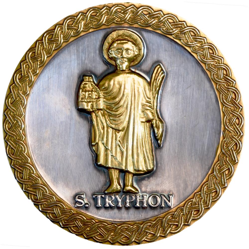 Medalja Sveti Tripun - prigodom obilježavanja 850 godina posvete katedrale