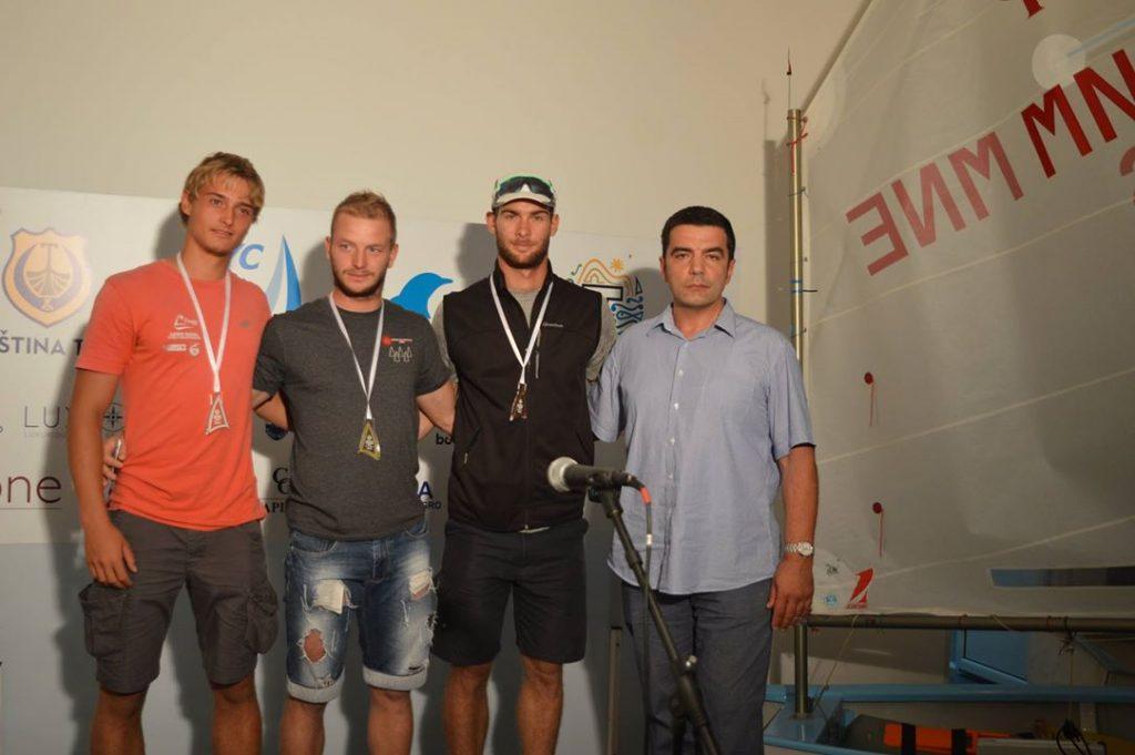 Otvoreno prvenstvo u jedrenju Crne Gore 2016.